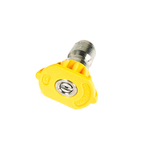 Quick Connect Nozzle Yellow 15°
