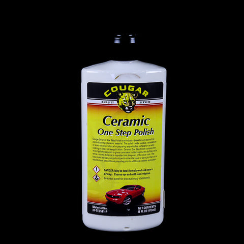 Cougar Ceramic One Step Polish