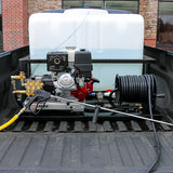 Cougar Detail 200 Pressure Washer Skid