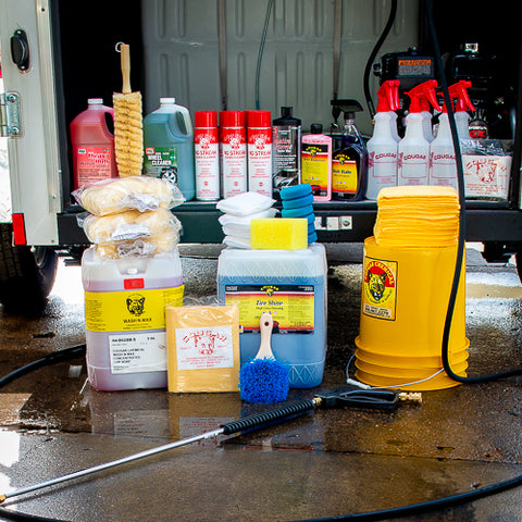 Auto Detail Start Up Kit