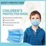 Kid's Disposable Face Mask