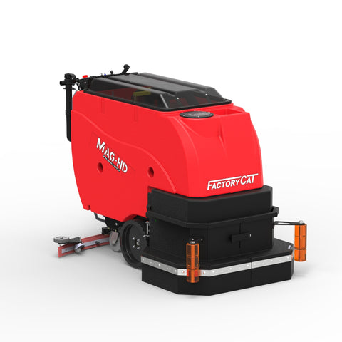 Factory Cat MagHD Floor Scrubber Rental