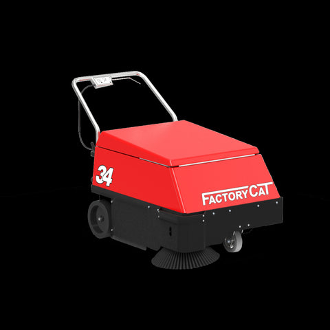 Factory Cat Model 34 Sweeper -CALL FOR GUARANTEED LOWEST PRICE QUOTE!