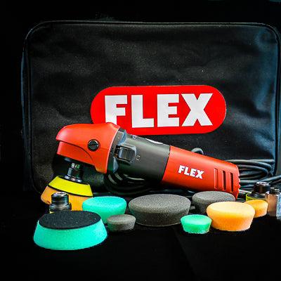 "FLEX PE-8-4 80 Kompakt 3"" Polisher"