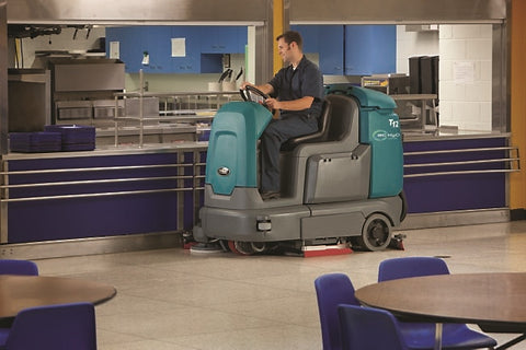 Tennant T12 Compact Rider Scrubber