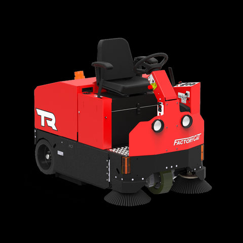 Factory Cat Model TR Sweeper -CALL FOR GUARANTEED LOWEST PRICE QUOTE!