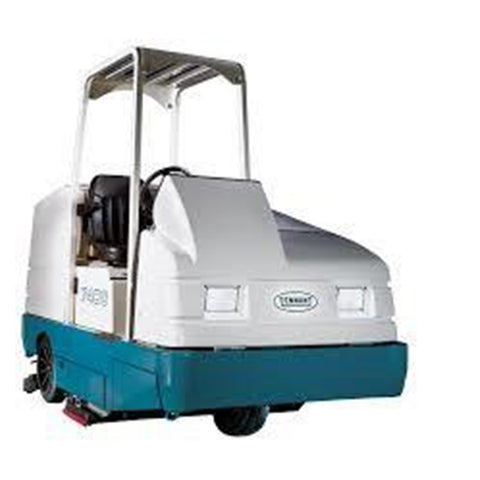 Tennant 7400 Propane Powered Rider Floor Scrubber Rental