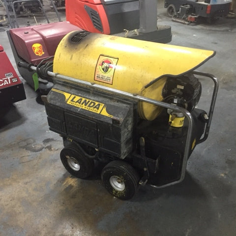 Used Landa OHW 3GPM - 1000PSI