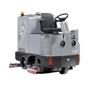 "TomCat XR 40"" Battery Powered Rider Floor Scrubber Rental"