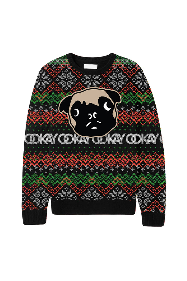 D'Angelo Holiday Sweater