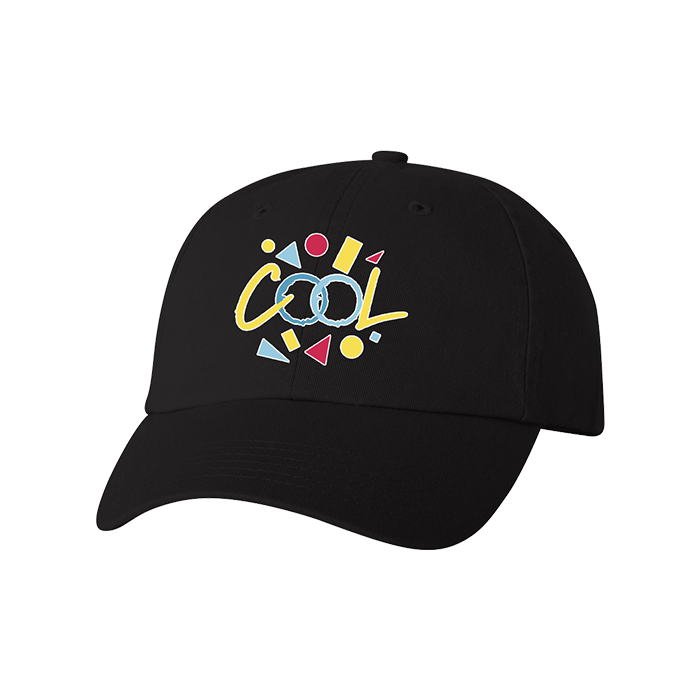 Cool Dad Hat - Black