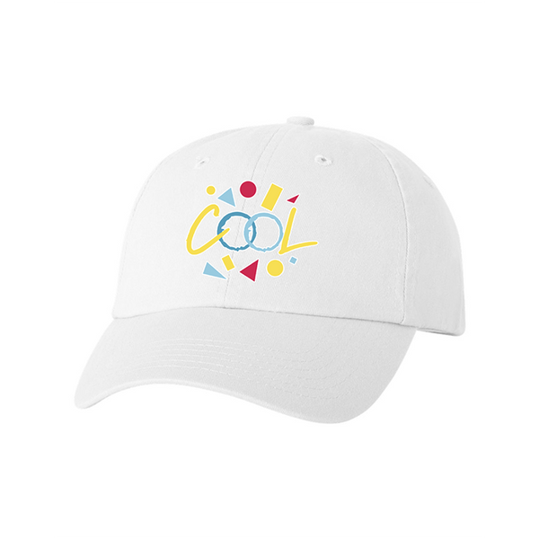 Cool Dad Hat - White