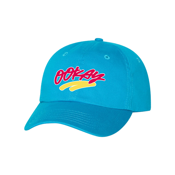 Logo Dad Hat - Blue
