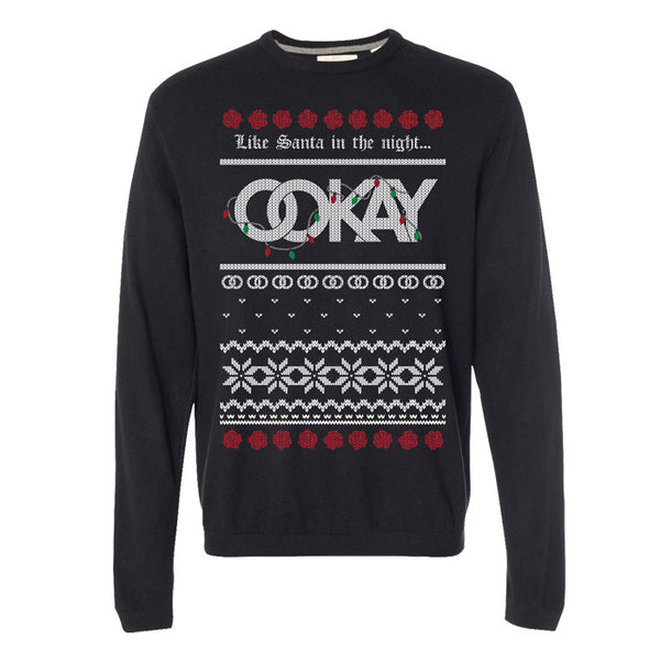 OOKAY Winter Sweater