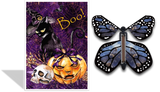 Magic Butterfly Cards - Seasonal Halloween