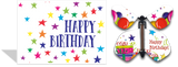 Magic Butterfly Cards - Happy Birthday