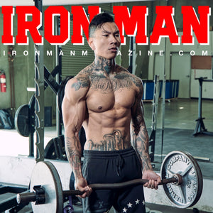 Randall Pich 6 page spread in this month's issue of Iron Man Magazine