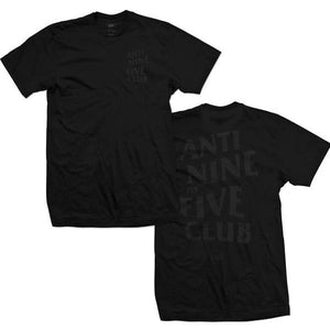 Nine To Five - Black / Black