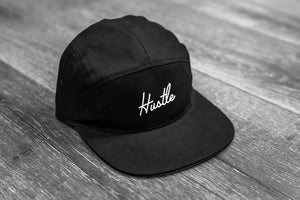 Hustle 5 Panel Cap