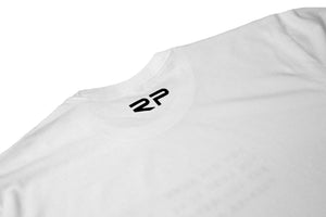 Twenty Four 7 Tee - White