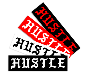 HUSTLE 4 Sticker Pack