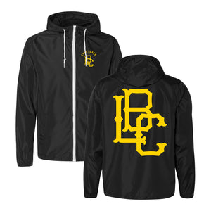LBC Windbreaker - Black / Yellow