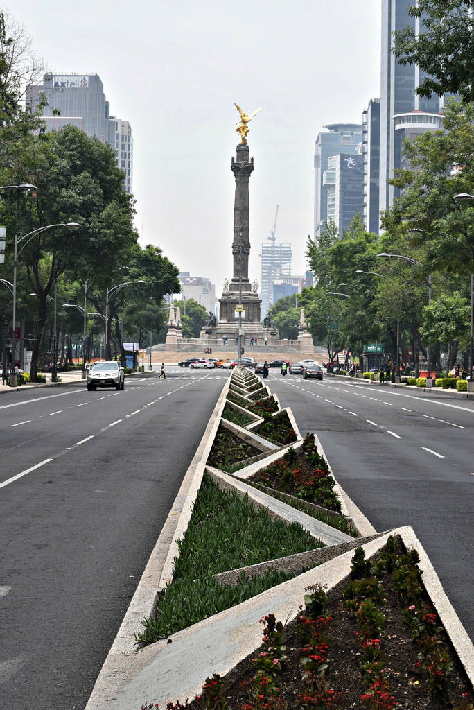 Mexico City El Angel