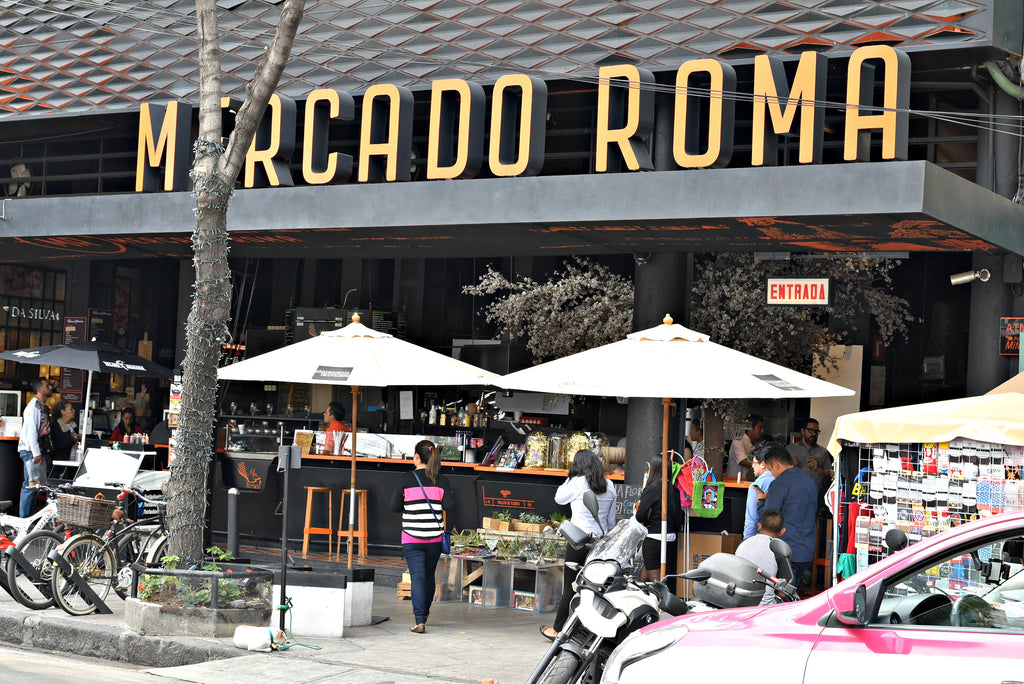 mercado roma mexico city
