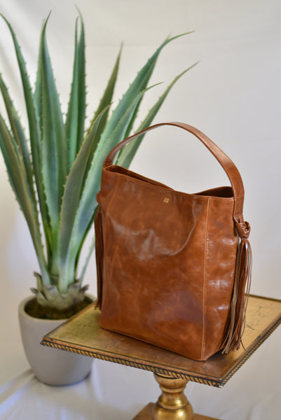 Tulum travel bag leather bag
