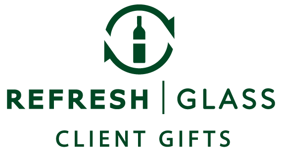 Refresh Glass Client Gifts