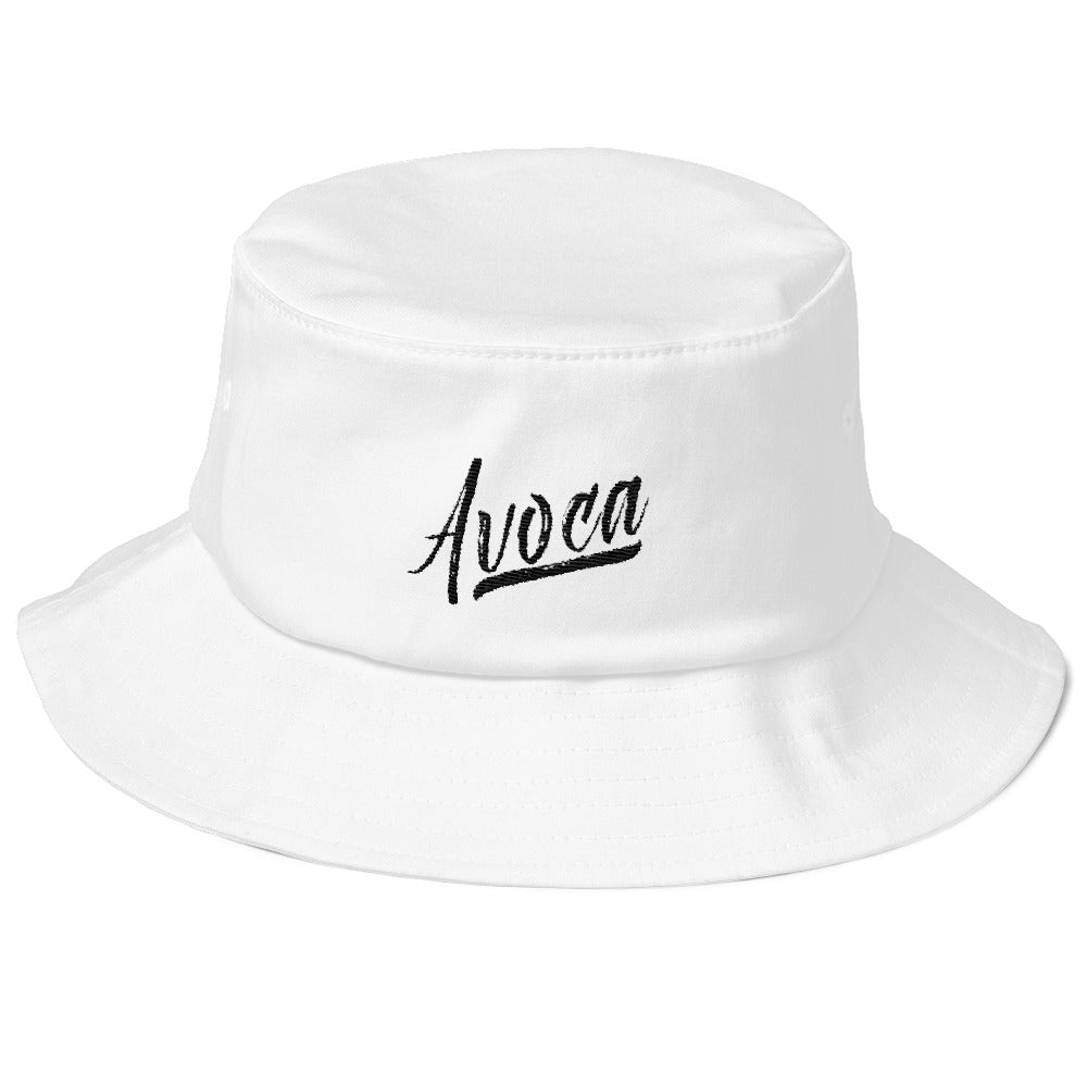 Signature Old School Bucket Hat