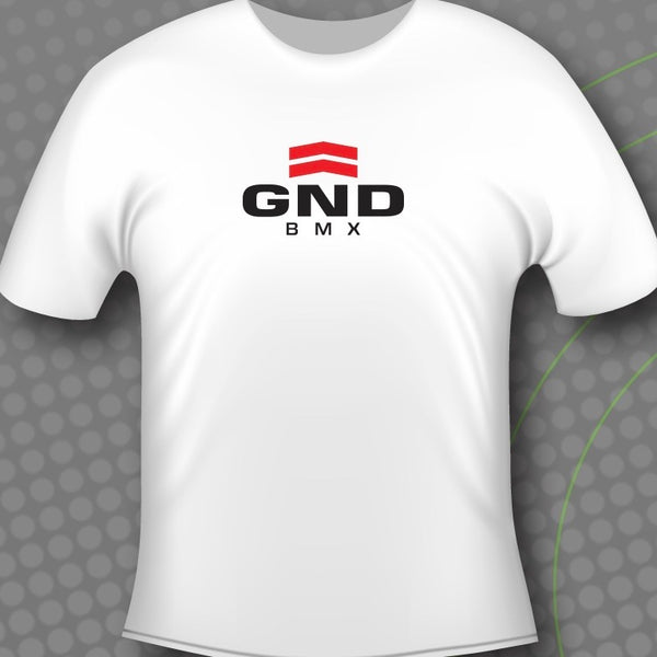 The Gary and Dino Show GND BMX T-Shirt