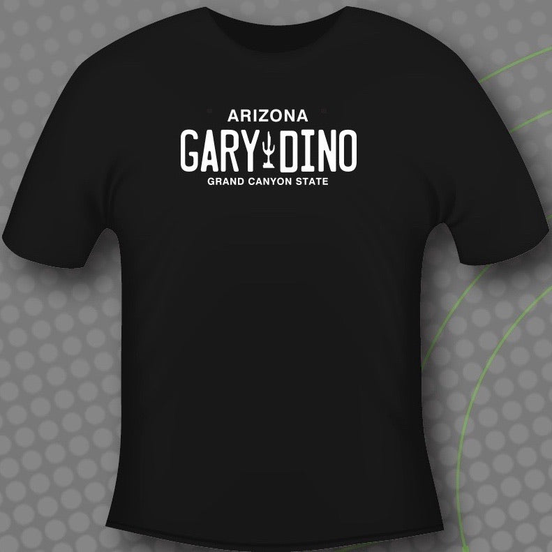 The Gary and Dino Show ARIZONA T-Shirt