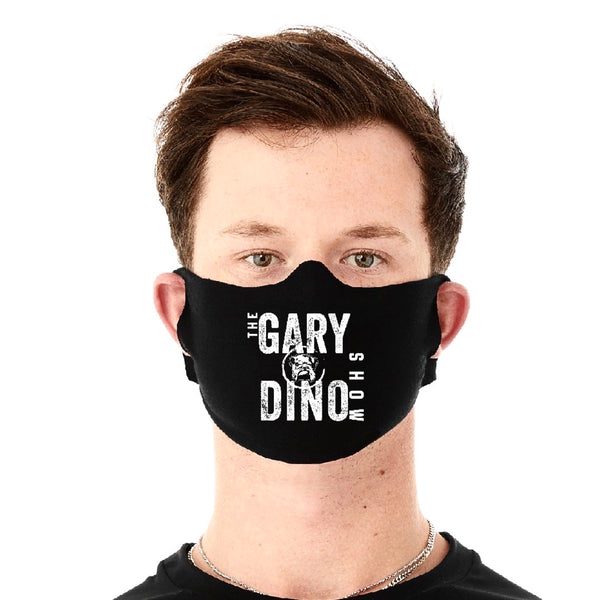 The Gary and Dino Show NOVELTY FACE MASK