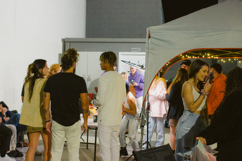 Before The Money Block Party Behind The Scenes