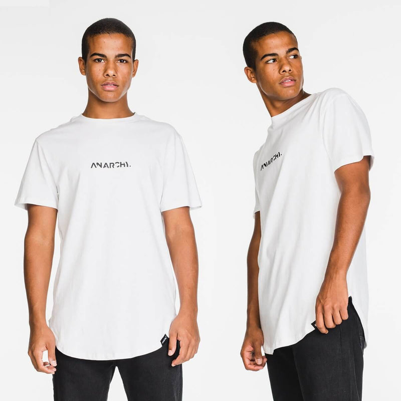 Blanc Contrast // Shell Tee