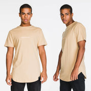 Dune Contrast // Shell Tee