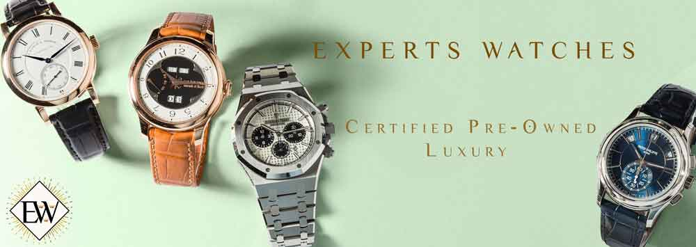 Experts Watches Certified Pre Owned Luxury Watches