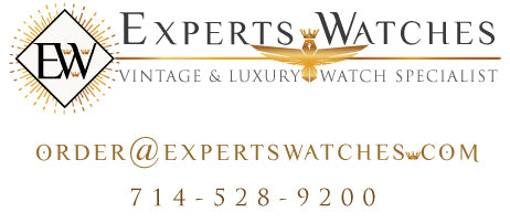 Experts Watches Sell or Trade Your Watch Contact information Logo