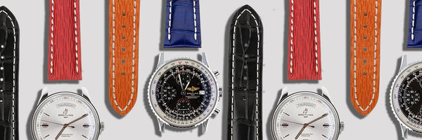 Experts Watches Strap Collection Logo