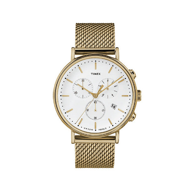 The Fairfield Chronograph by Timex