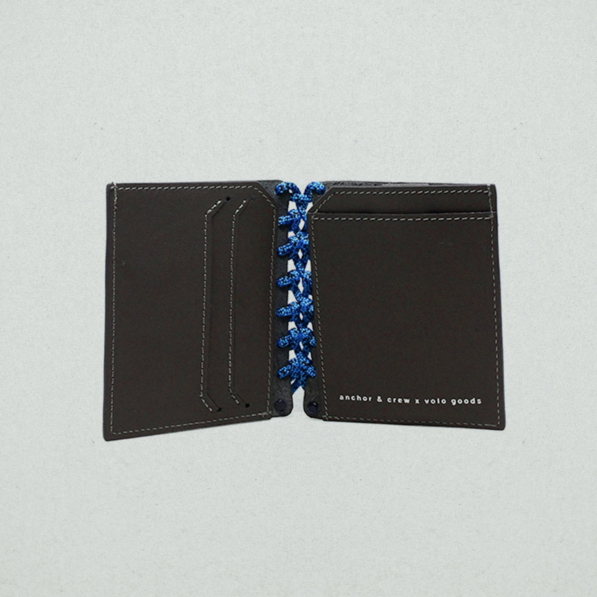 FELRIGG LEATHER & ROPE WALLET