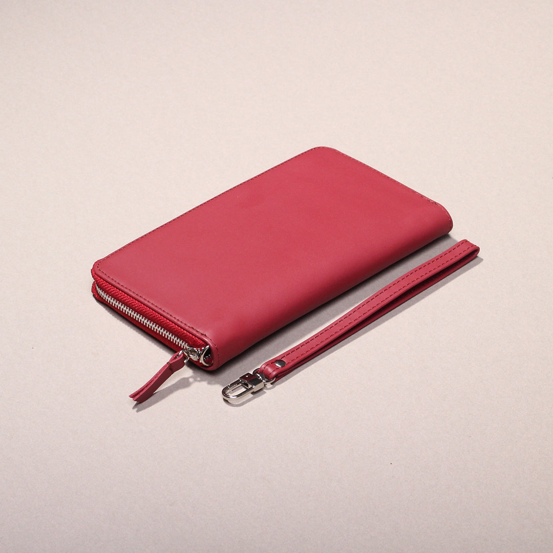 GIA - LONG ZIP WALLET