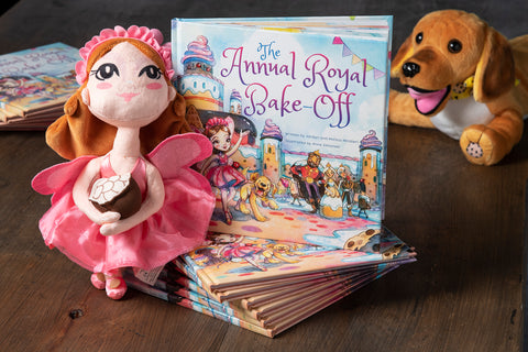 The Annual Royal Bake-Off Book Bundle