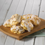 Iced Almond | Monica's Gourmet Cookies | Grand Rapids