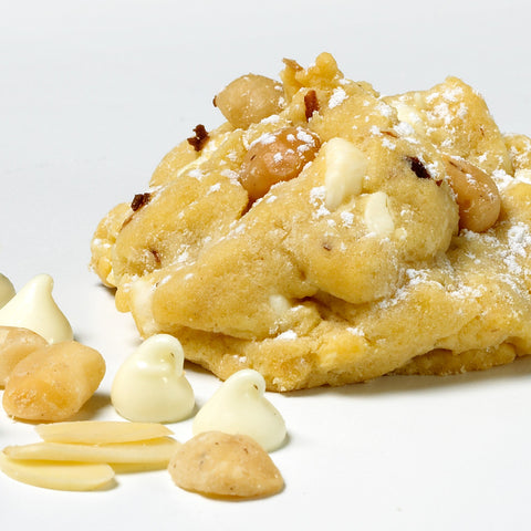 White Chocolate Almond Macadamia