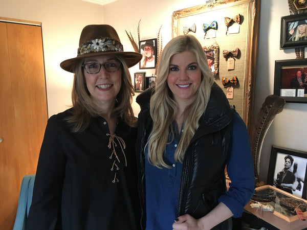 Laura Schara visits Bird Dog Studios
