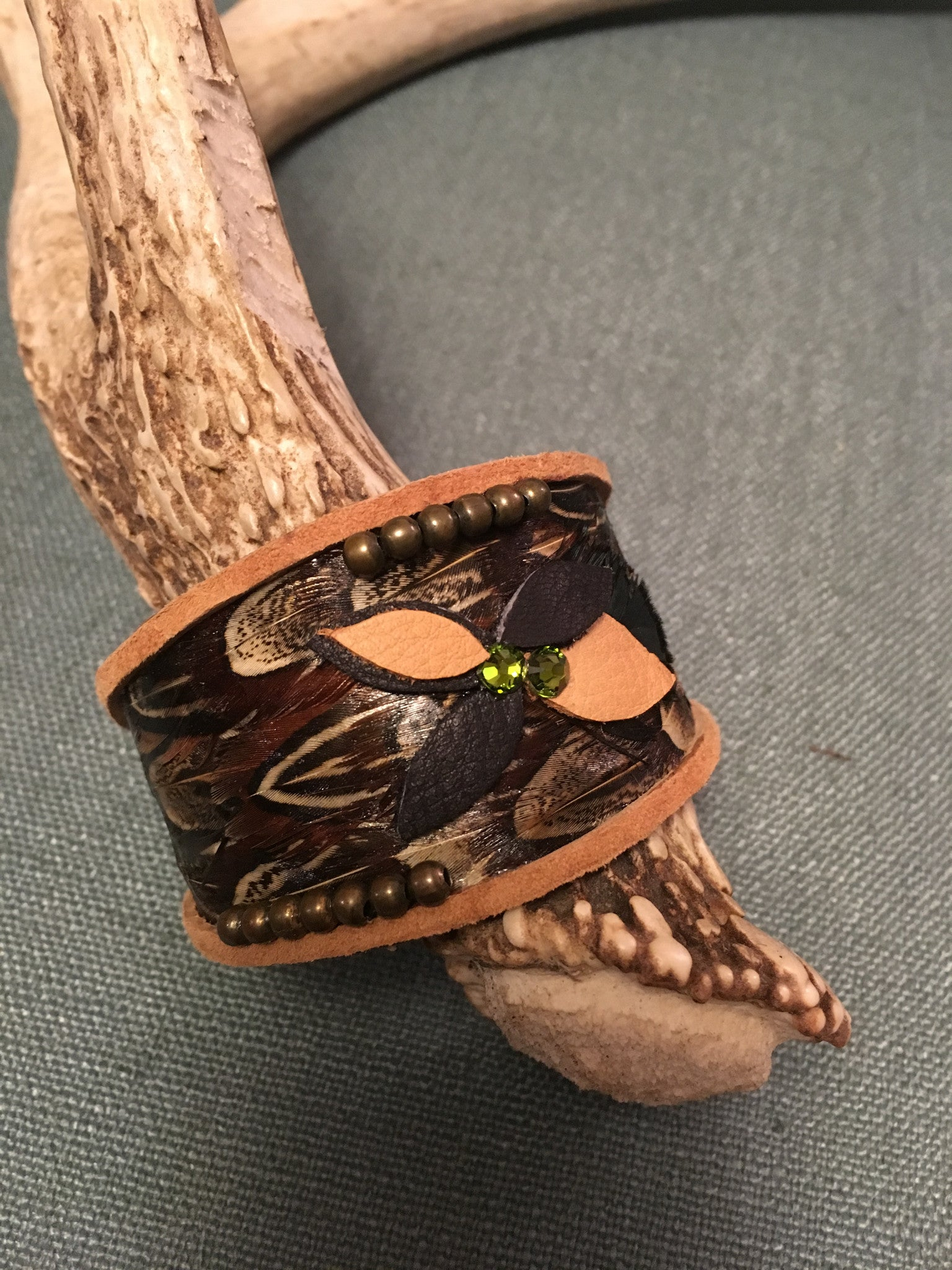 Wild Wings Cuff - SOLD