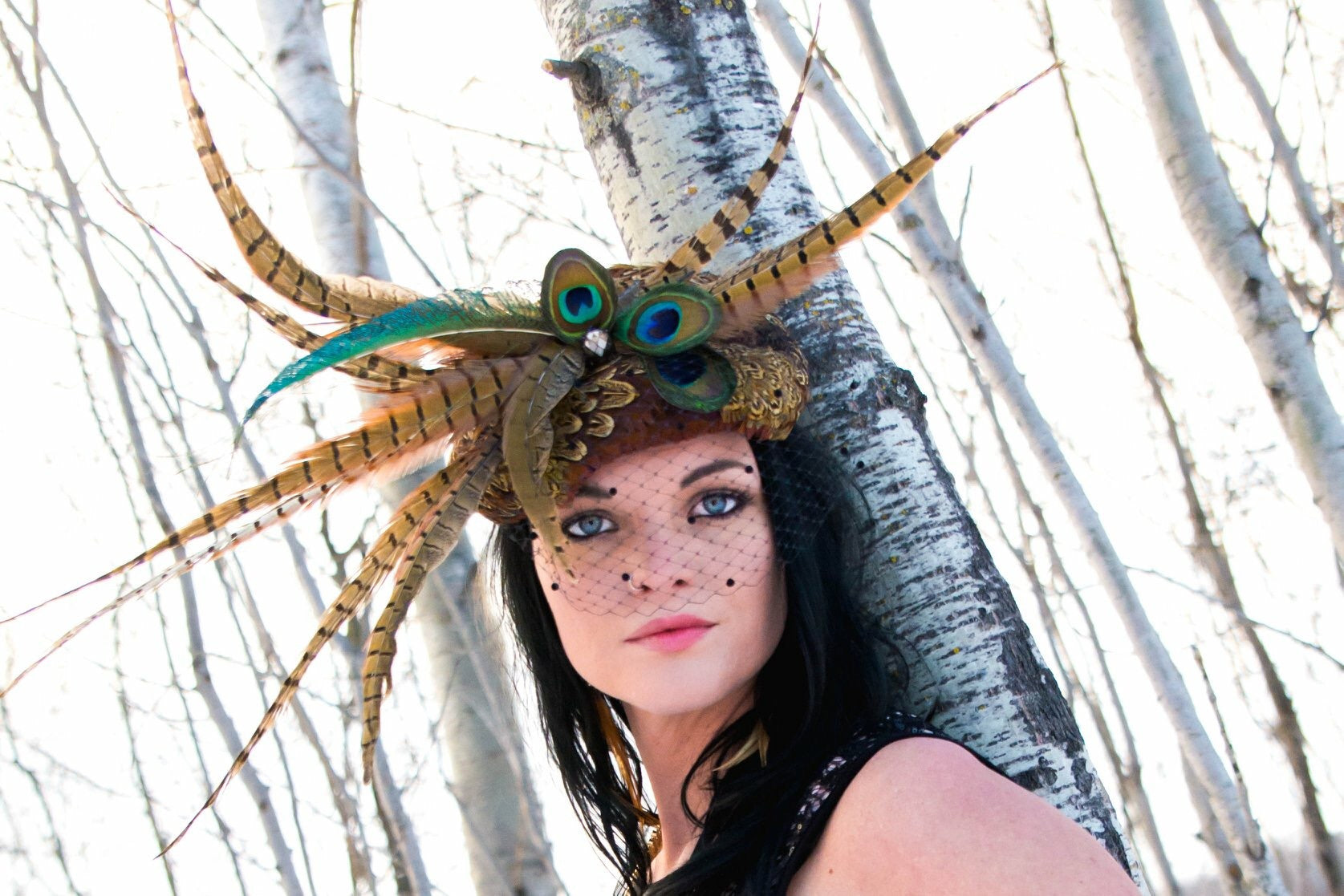 Wild Wings Pheasant Hat- SOLD