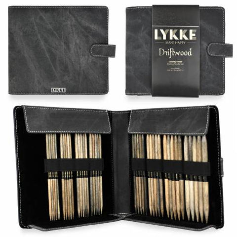 Lykke Double Pointed Knitting Needle Gift Set - Large Set